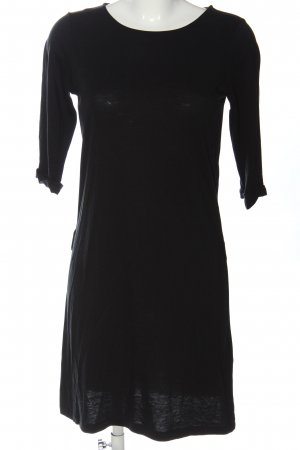 Sessun Kurzarmkleid schwarz Casual-Look