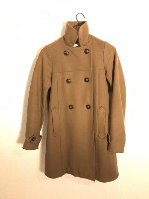 Sessun Wool Coat multicolored wool