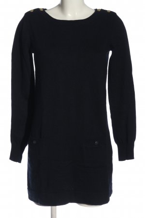 Sessun Long Sweater blue casual look