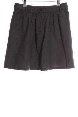 Sessun Minigonna grigio stile casual