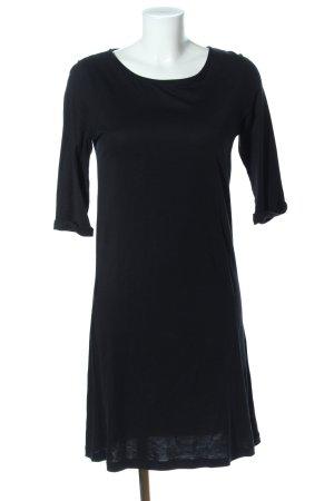 Sessun Shirtkleid schwarz Casual-Look