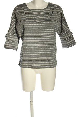 Sessun T-shirt motivo a righe stile casual