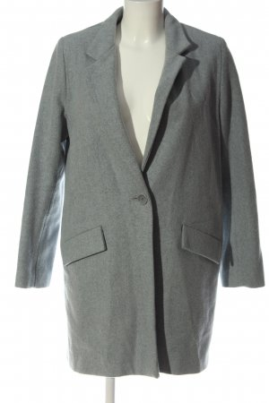 Sessun Between-Seasons-Coat light grey business style