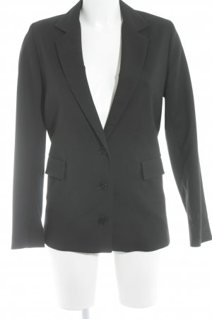 Sessun Unisex-Blazer schwarz Business-Look