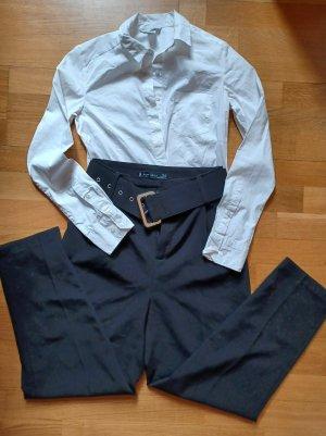 Amisu Costume business blanc-noir