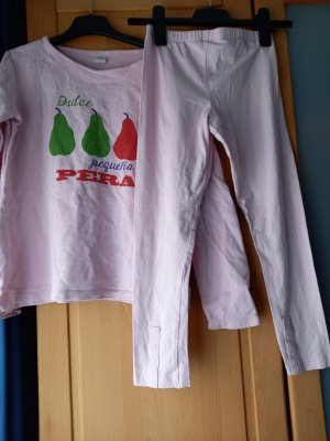 Hess Natur Robe de chambre rosé-rose clair