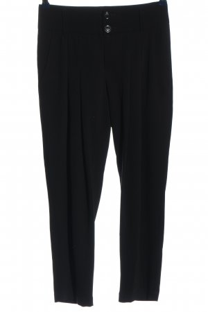 Set Pantalon 7/8 noir style décontracté