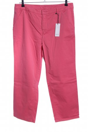 Set Pantalón tobillero rosa look casual