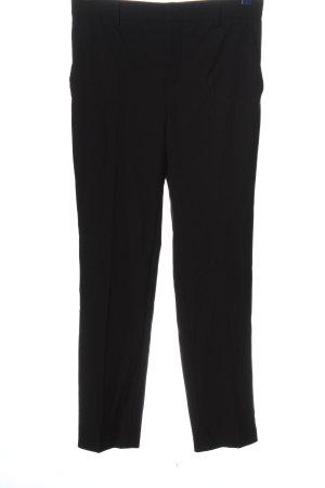 Set Pantalon 7/8 noir style d'affaires