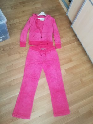 H&M Leisure suit pink-neon pink