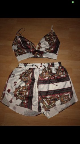 Missguided Twin Set tipo suéter multicolor