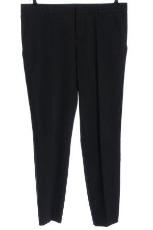 Set Baggy Pants schwarz Business-Look
