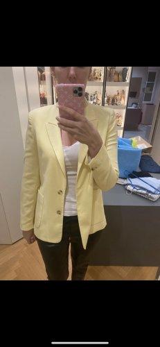 SET Blazer gelb Gr XS