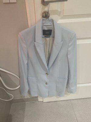 Set blazer hellblau Gr 36