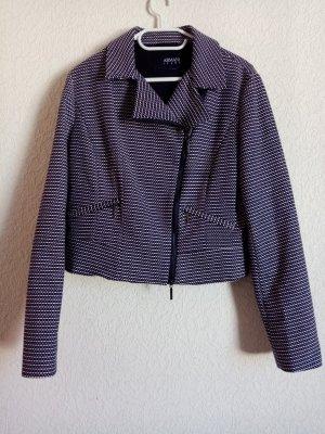 Armani Trouser Suit oatmeal-dark blue
