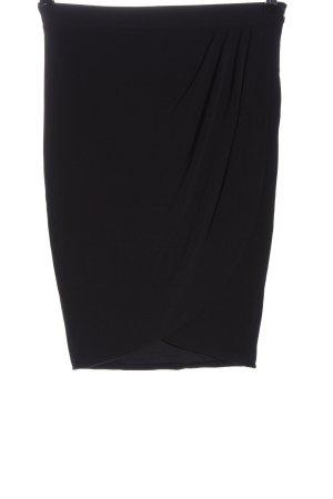 Set Falda de tubo negro estilo «business»