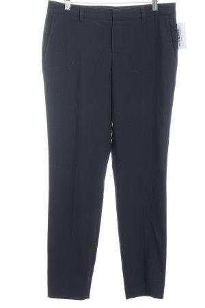 Set Pantalón de pinza azul oscuro estilo «business»