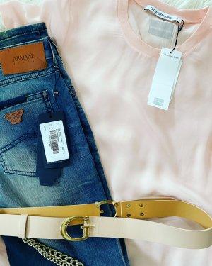 Armani Skinny jeans blauw