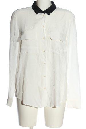 Set Shirt Blouse white business style
