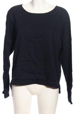 Set Hemd-Bluse schwarz Casual-Look