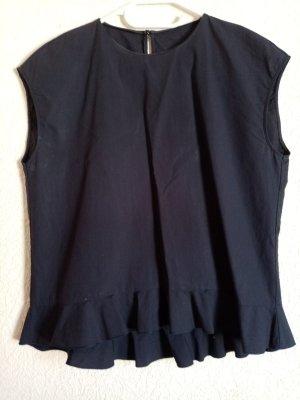 Luisa Cerano Traje de pantalón azul oscuro