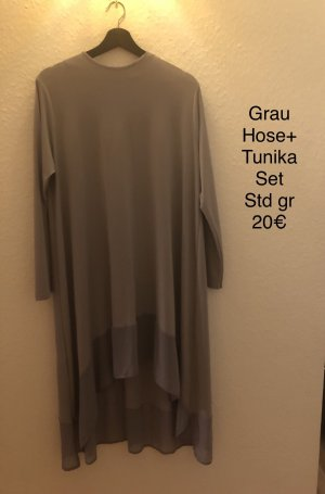 Twin Set tejido gris claro