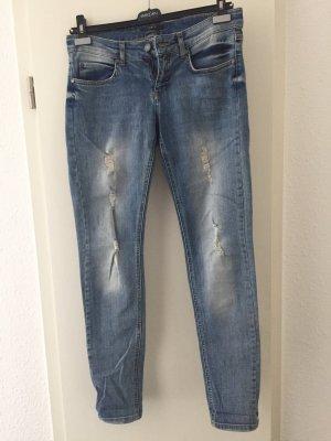 SET Jeans im Used Look