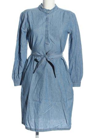 Set Jeansowa sukienka niebieski W stylu casual