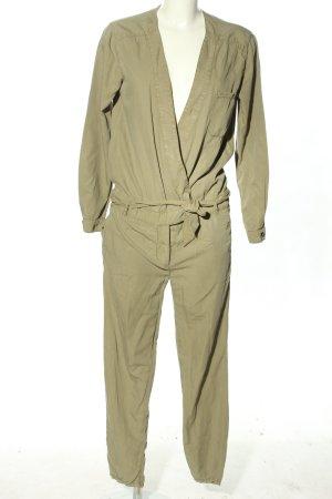 Set Jumpsuit khaki Casual-Look