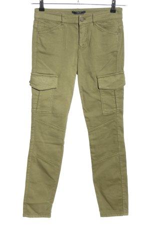 Set Pantalon kaki kaki style décontracté