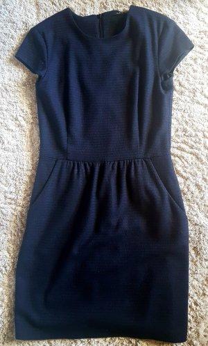 Set-Kleid dunkelblau Größe 36