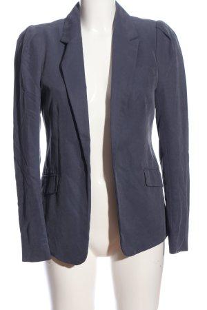 Set Kurz-Blazer blau Casual-Look