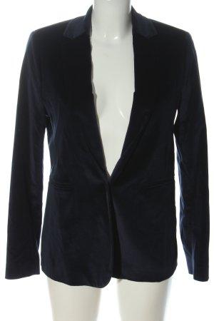 Set Kurz-Blazer blau Elegant