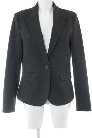 Set Kurz-Blazer schwarz minimalistischer Stil