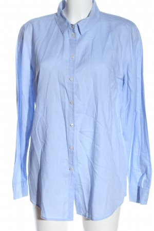 Set Long Sleeve Shirt blue business style