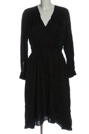 Set Longsleeve Dress black classic style