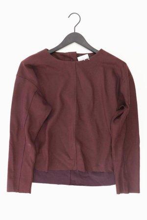 Set Long Sweater lilac-mauve-purple-dark violet wool