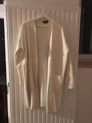 Set Cardigan tricotés blanc cassé-crème