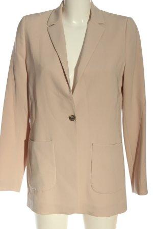 Set Long-Blazer nude Business-Look