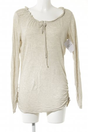 Set Longsleeve beige Casual-Look