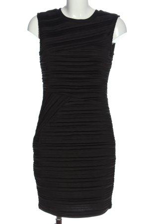 Set Sukienka mini czarny Elegancki