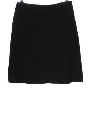 Set Miniskirt black casual look