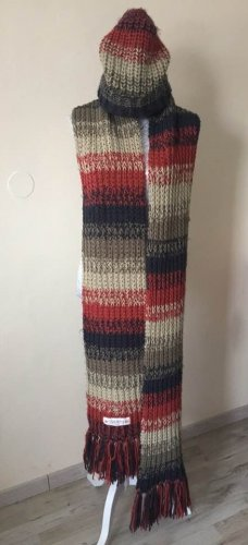 Pepe Jeans Woolen Scarf multicolored