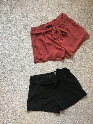 Set oder einzeln Shorts mit bindegürtel