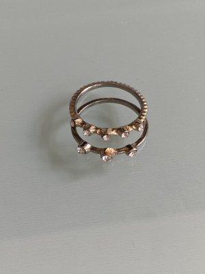/ Złoty pierścionek złoto