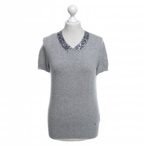 Set Pullover in Grau