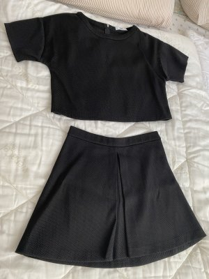 Mango casual Twin Set tipo suéter black