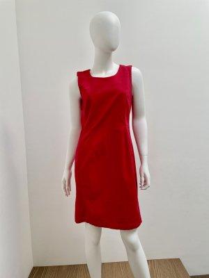 SET-schickes Damen-Kleid/EtuikleidSommerkleid-Gr. 38-rot-neuw.-