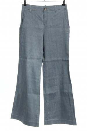 Set Flares blue casual look
