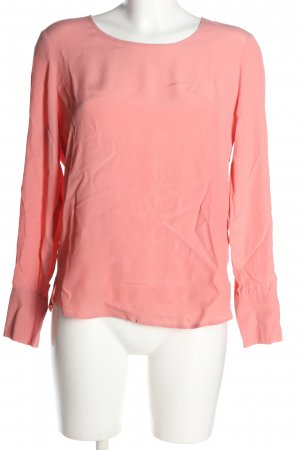 Set Schlupf-Bluse pink Casual-Look